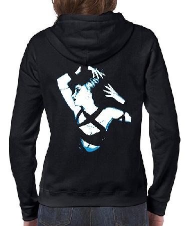 black Hoodie design